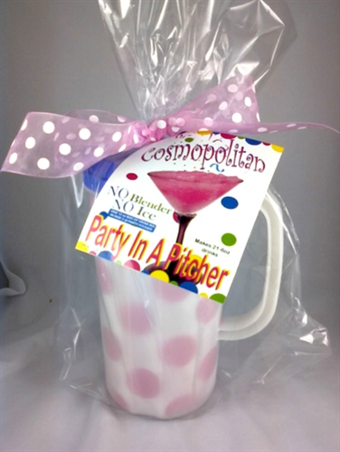 Cosmopolitan Party In A Pitcher