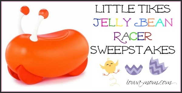 Jelly Bean Racer Giveaway