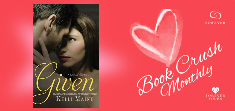 BookCrush- Given by Kelli Maine