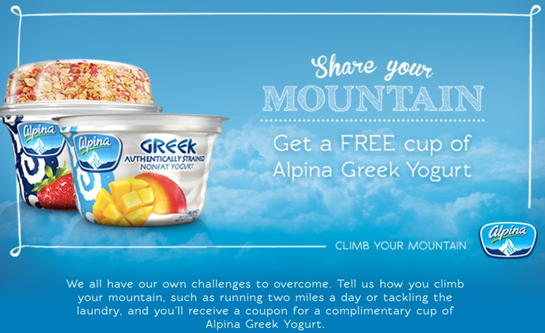Alpina Greek Yogurt