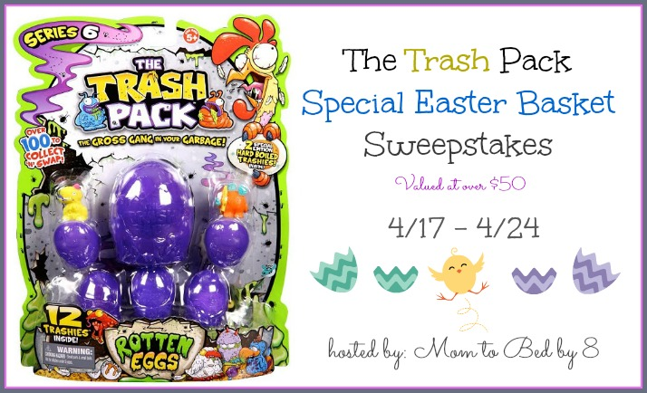 The Trash Pack Easter Giveaway
