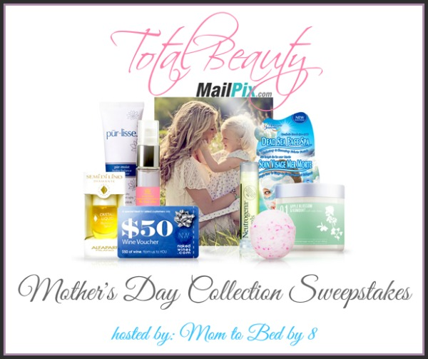 Total Beauty Mother's Day Giveaway