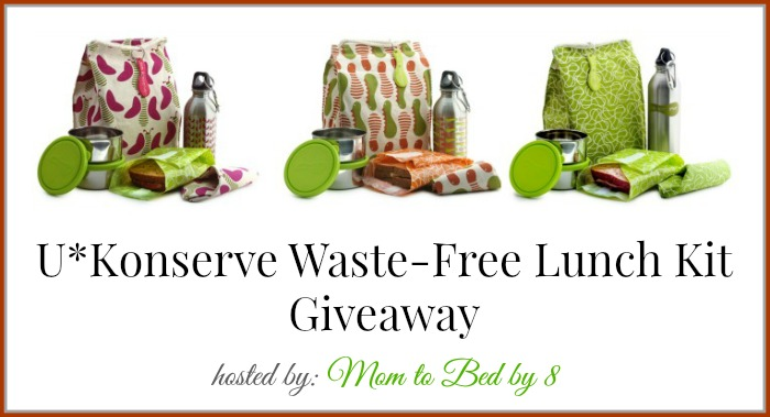 Waste Free Lunch Kit Giveaway