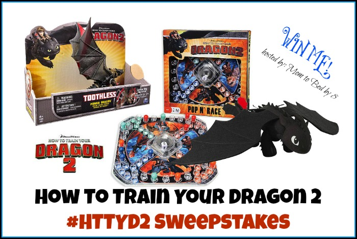 #HTTYD2 Giveaway