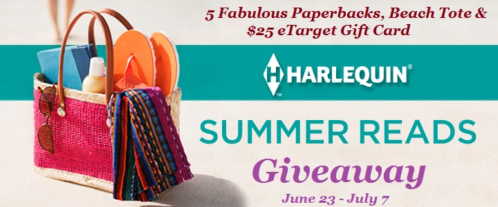 Harlequin Summer Read Giveaway