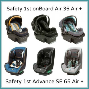 Safety 1st Seats