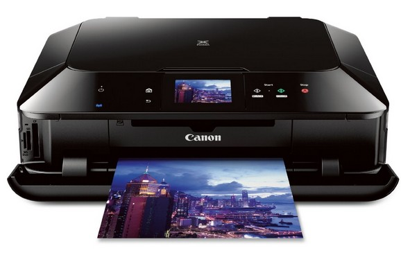 Canon PIXMA Printing Solutions MG7120 Wireless Inkjet Photo All-In-One Printer