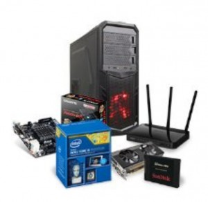 PC components and accessories