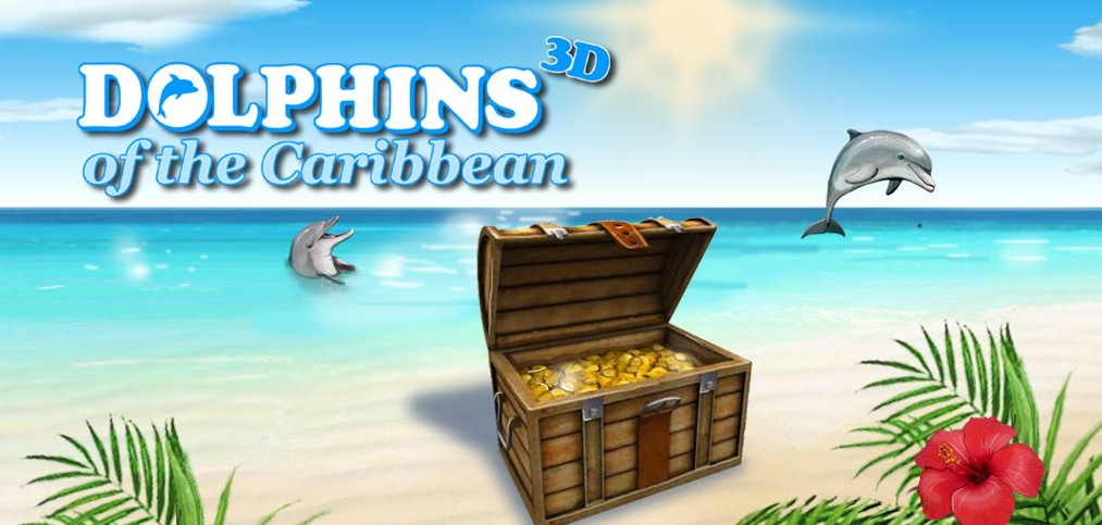 Dolphins of the Caribbean - Adventure of the Pirates Treasure