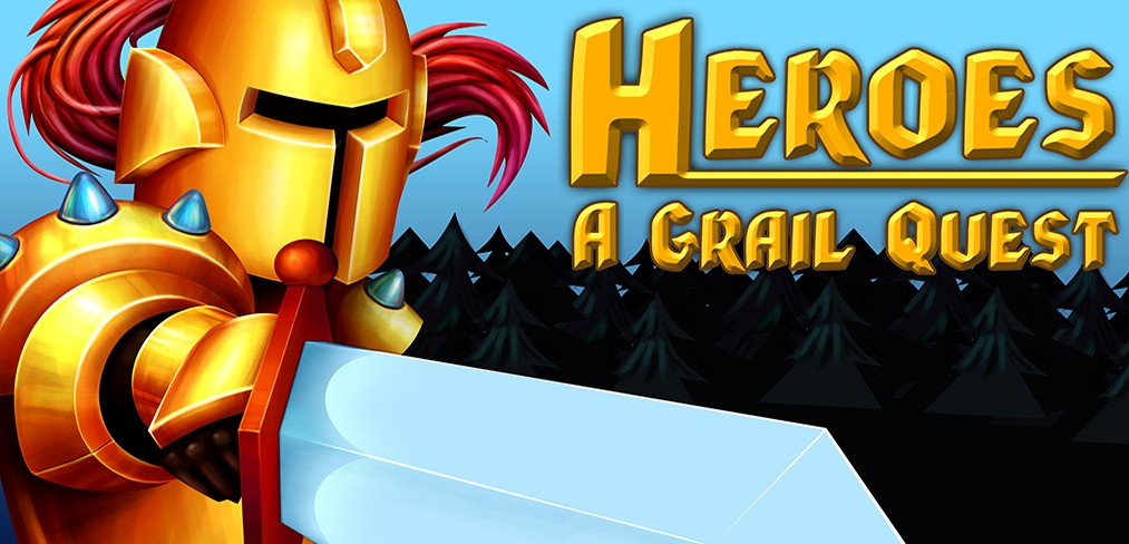 Heroes : A Grail Quest