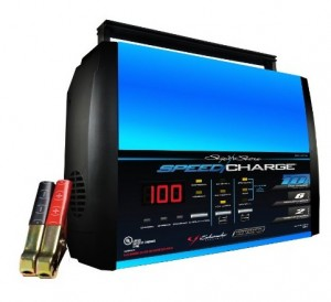 Schumacher SSC-1000A SpeedCharge 2/6/10 Amp Battery Charger