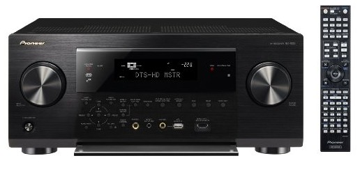 Pioneer SC-1223-K 7.2-Channel Network A/V Receiver