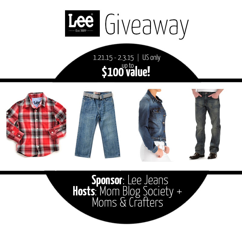 lee giveaway cover