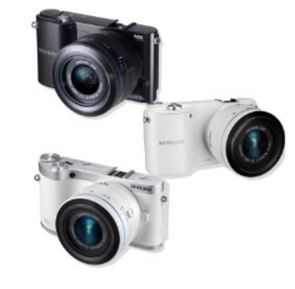 Samsung NX Digital Camera