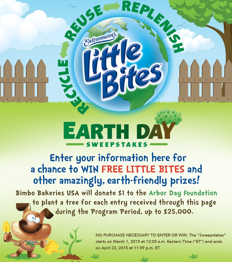 Earth Day Sweeps