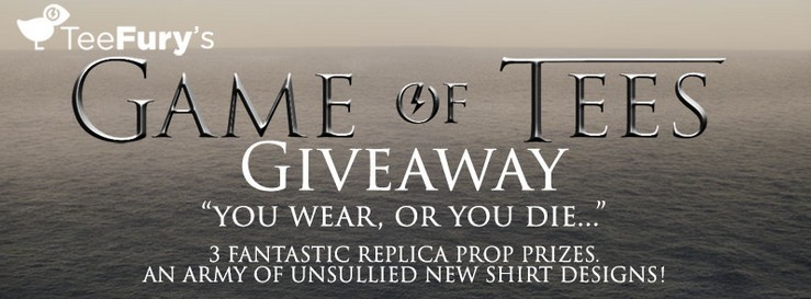 Game of Thrones Sweepstakes