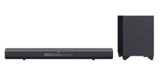 Sony HTCT260H Sound Bar with Wireless Subwoofer