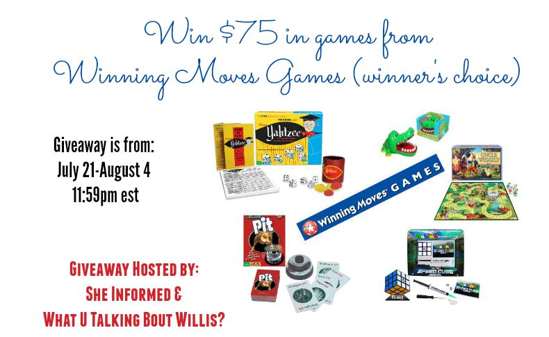 winning games SI giveaway