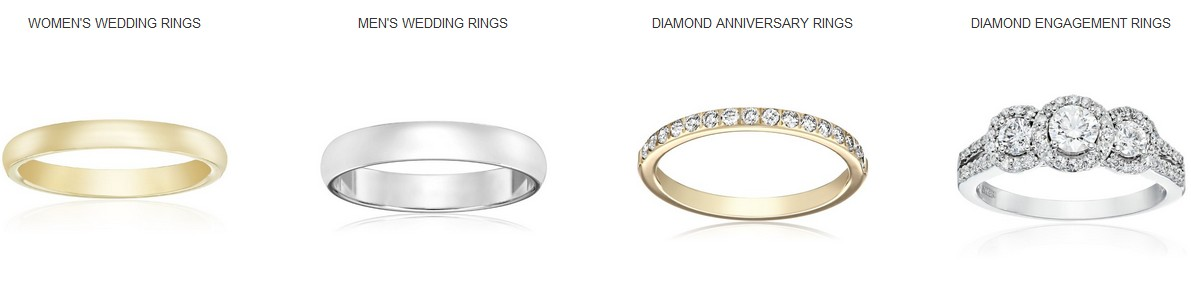 Wedding and Anniversary Rings