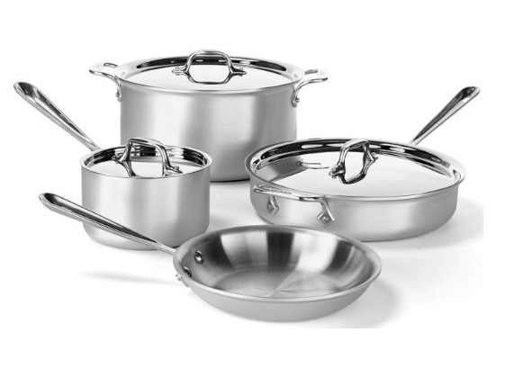 All-Clad Professional Cookware Set