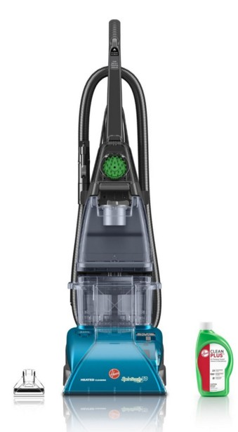 Save 47% off Hoover SteamVac Carpet Cleaner with Clean ...
