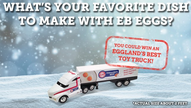 Egglands Best Sweepstakes