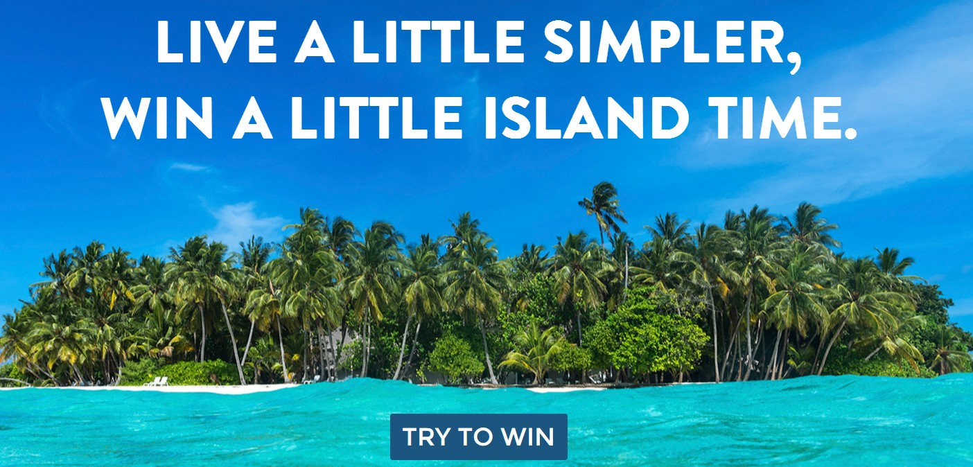 Vita Coco Simple Island Sweepstakes
