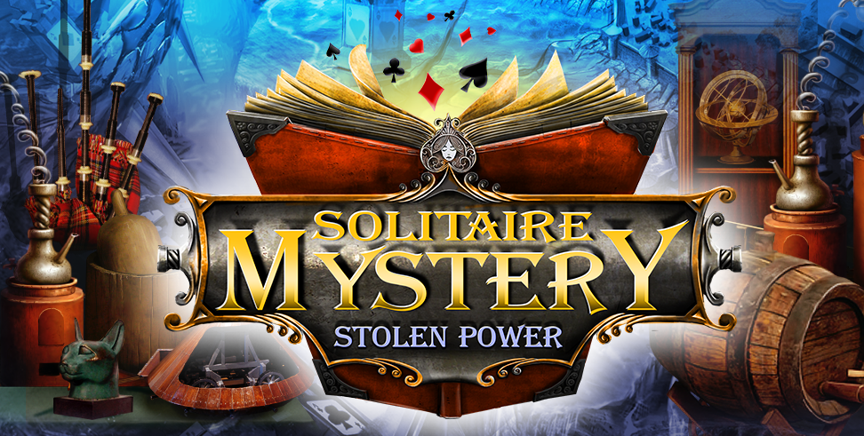 Mystery Solitaire The Black Raven - Card & Board games on