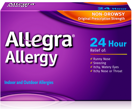 Allegra Allergy 24Hr