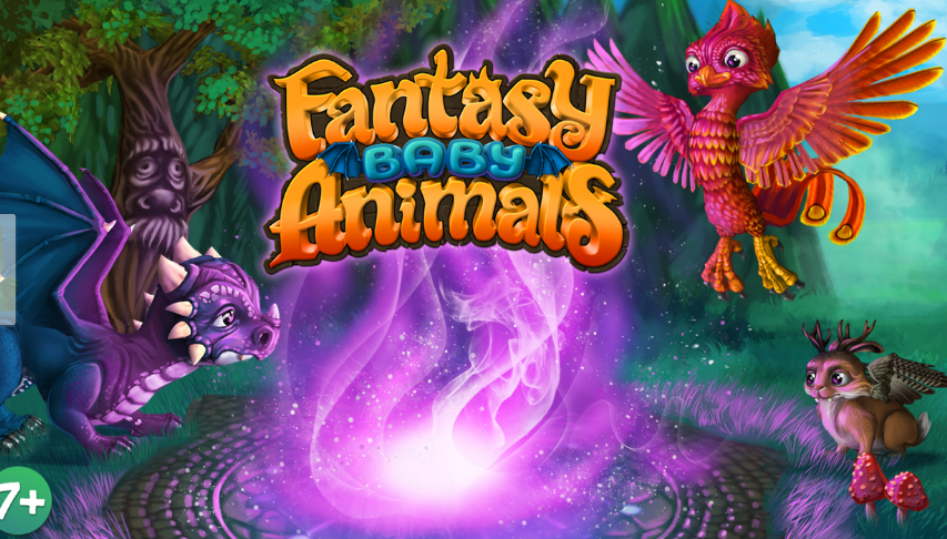 Fantasy Baby Animals