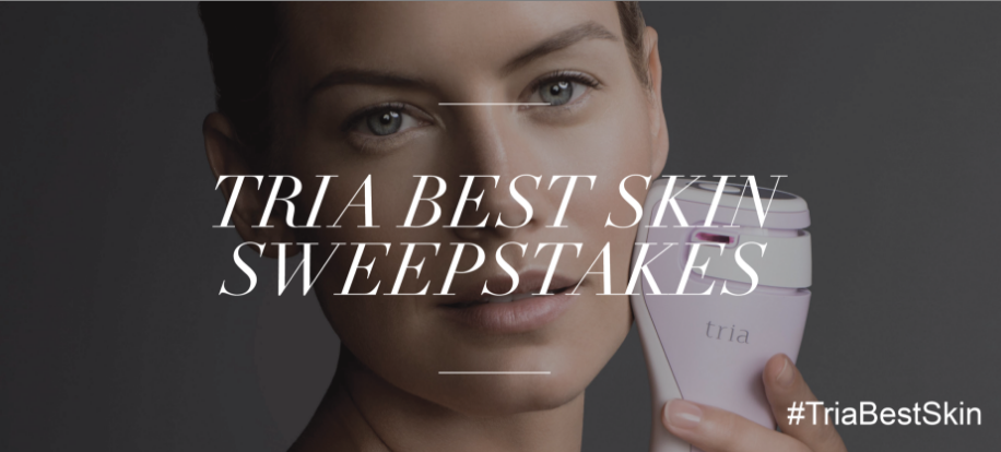 Tria Best Skin Sweepstakes