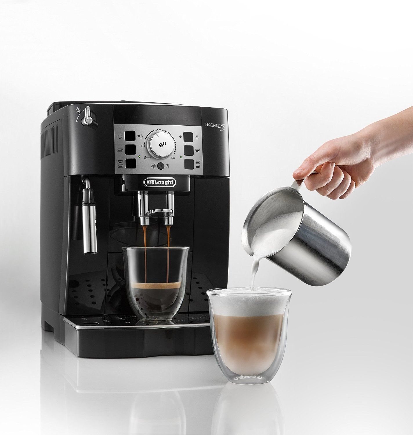 Delonghi Latte and Espresso Machine