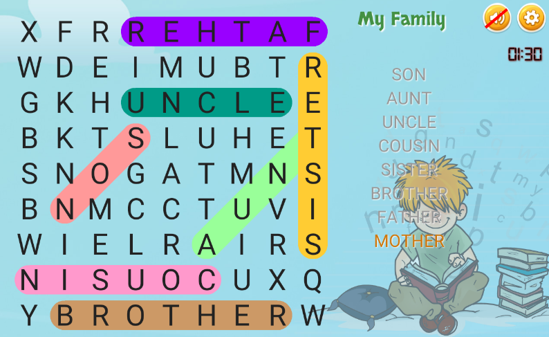 Word Search Full