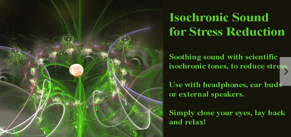 Isochronic Sound for Stress
