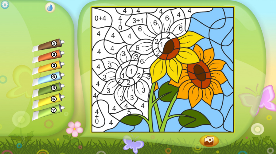 color-by-numbers-flowers-pro