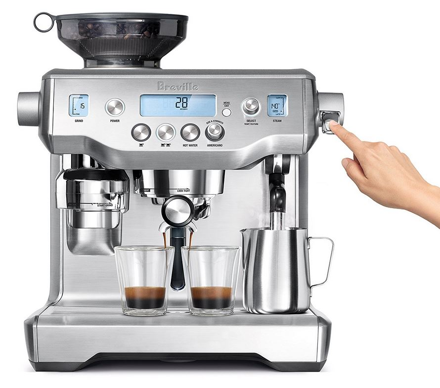 Breville Coffee Maker Grinder Not Working : Save 20% on a Certified Refurbished Breville Oracle Espresso Machine MumbleBee Inc