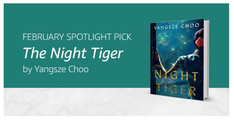 The Night Tiger A Novel